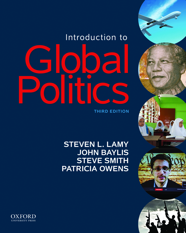 Lamy, Introduction to Global Politics 3e