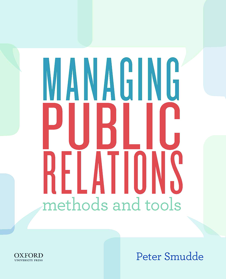Managing Public Relations Instructor Resources