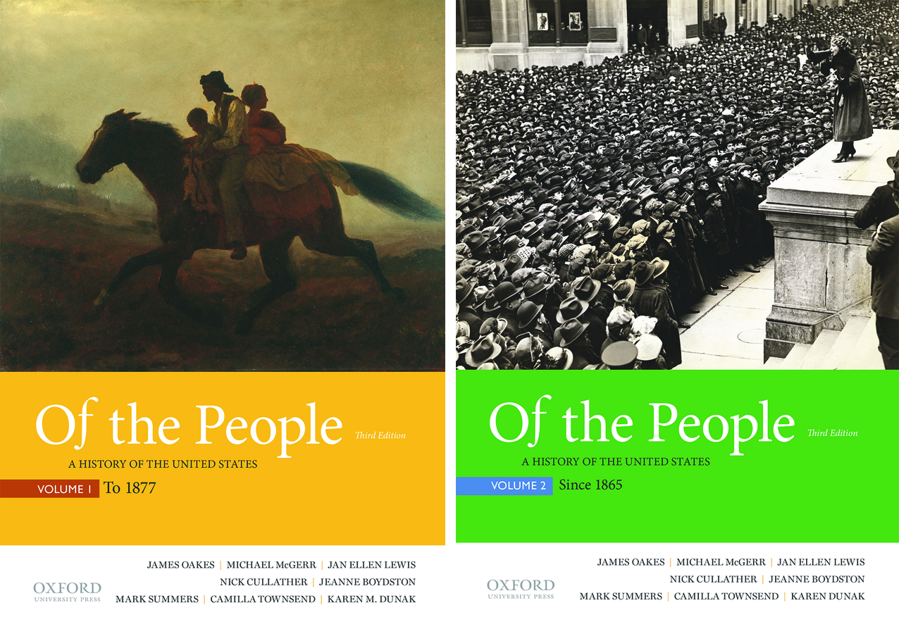 Of the People 3e Instructor Resources