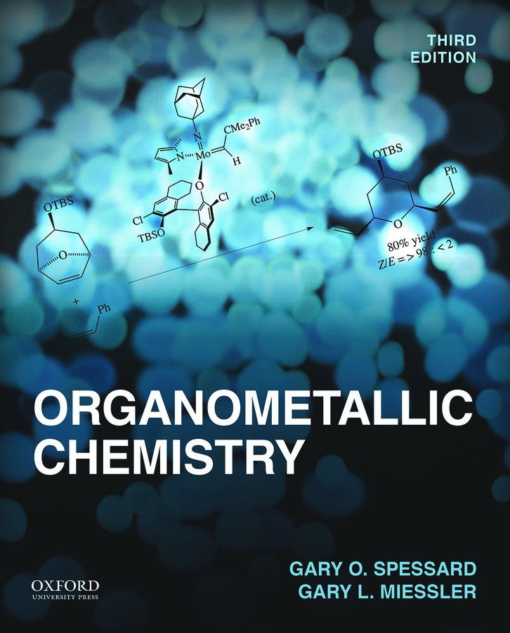 Organometallic Chemistry 3e Instructor Resources