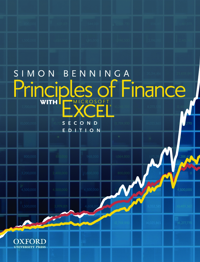 Benninga, Principles of Finance with Excel 2e