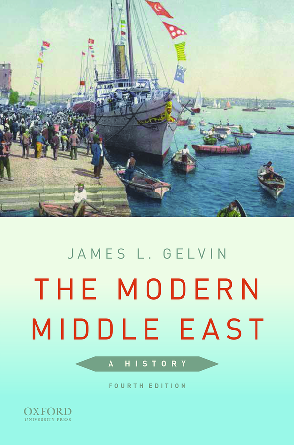 The Modern Middle East 4e Instructor Resources