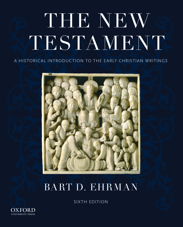 Ehrman, The New Testament 6e