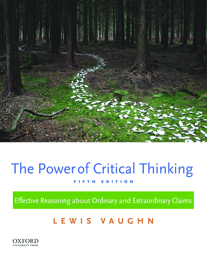 Vaughn, The Power of Critical Thinking 5e