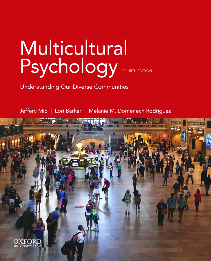 Mio, Multicultural Psychology 4e