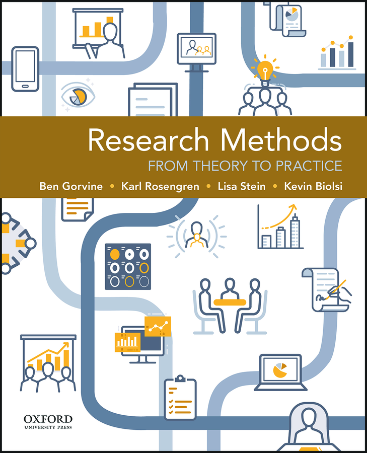 Gorvine et al, Research Methods: From Theory to Practice