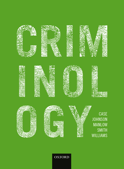 Criminology lecturer resources