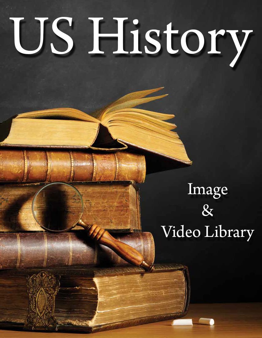 US History Image & Video Library