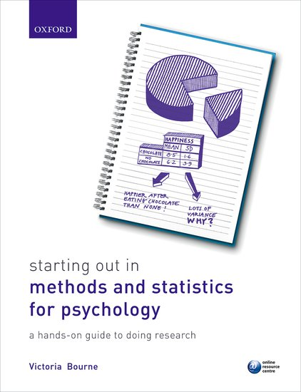 Starting out in methods and statistics for psychology student resources