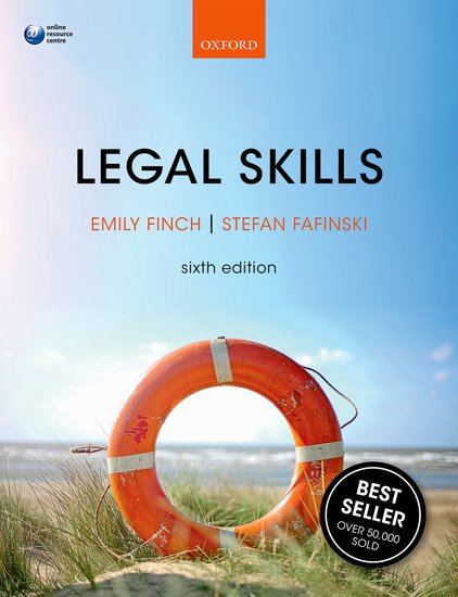 Legal Skills 6e Lecturer Resources