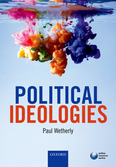 Political Ideologies lecturer resources