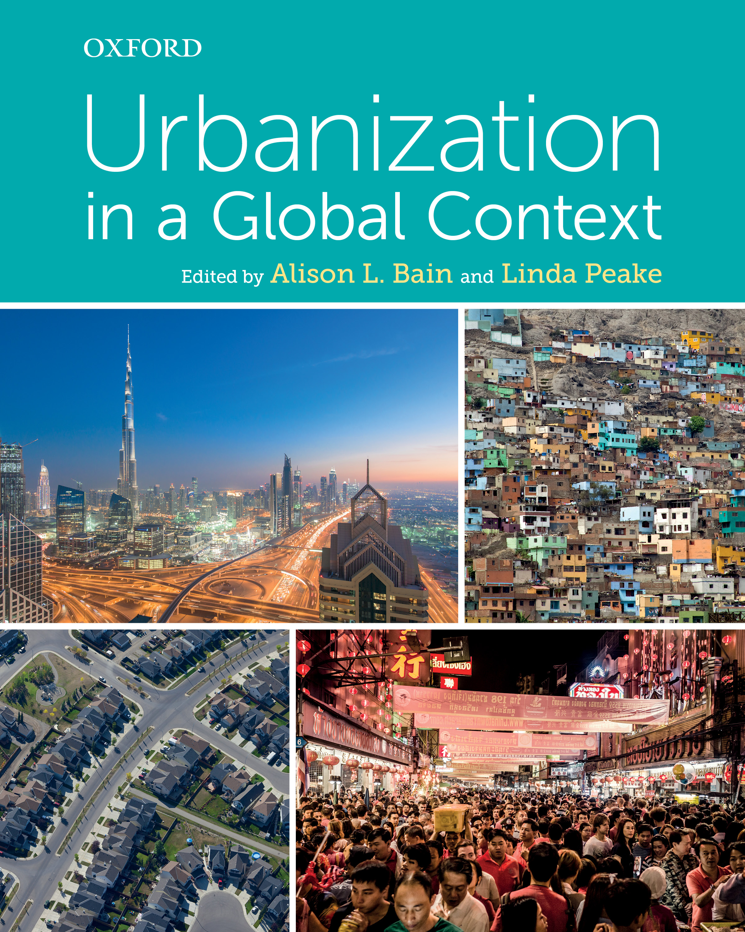 Bain/Peake, Urbanization in a Global Context